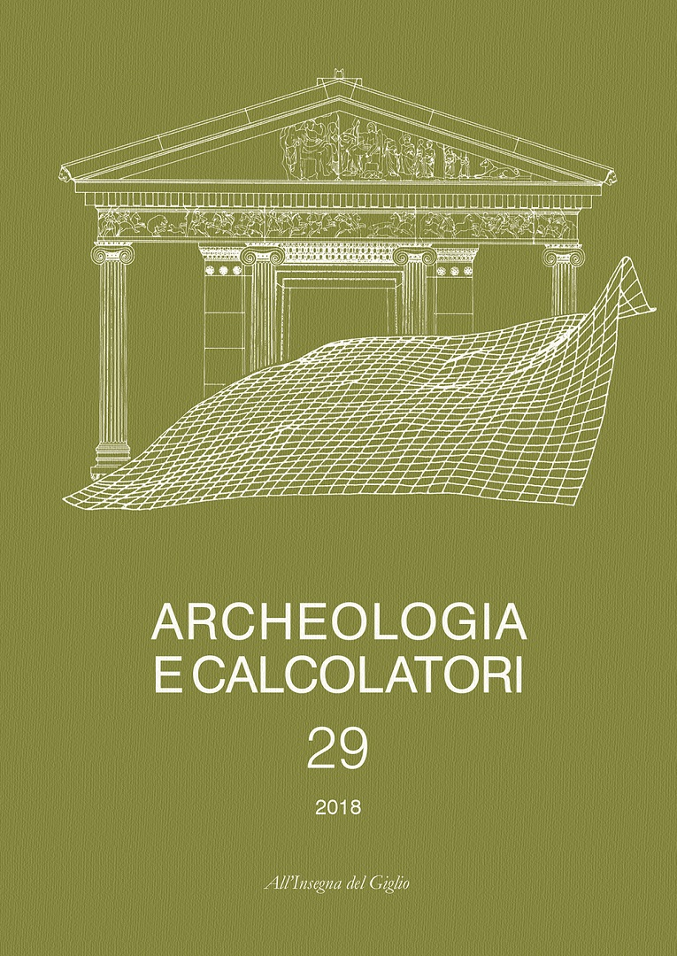 Archeologia e Calcolatori 2018