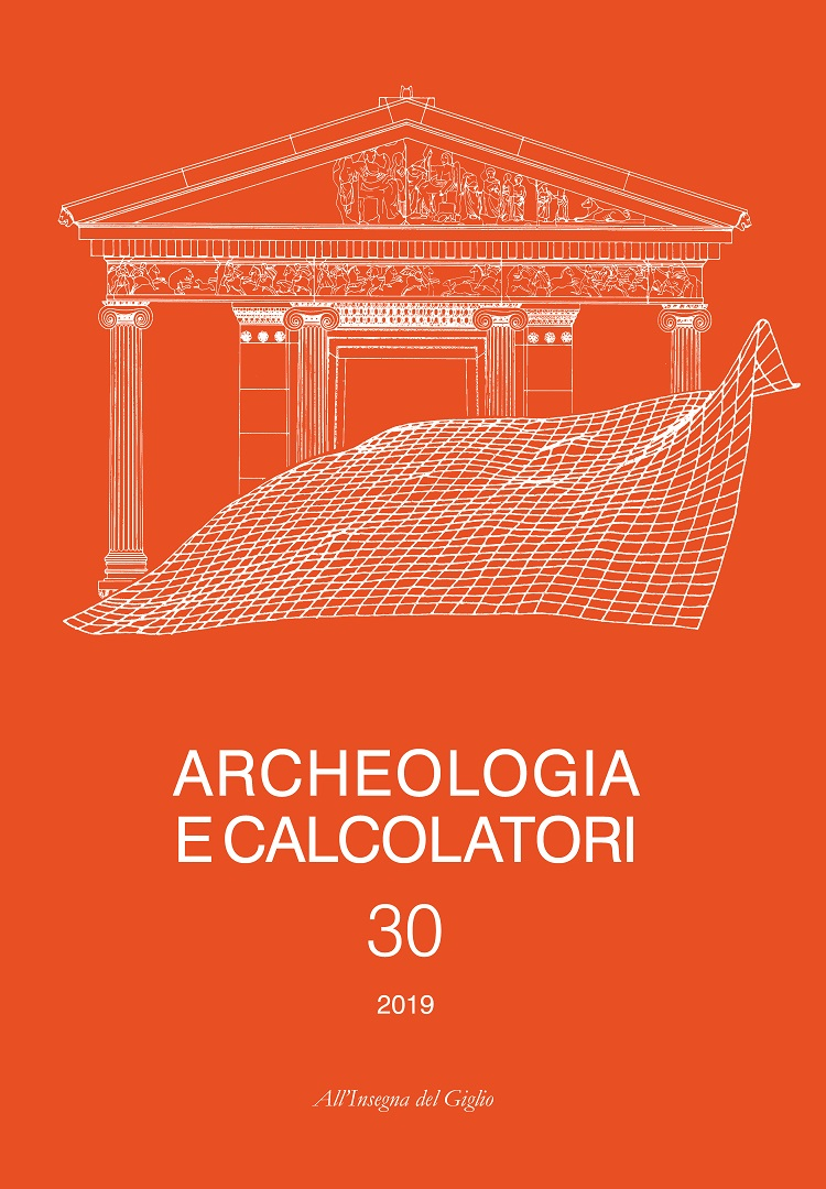 Archeologia e Calcolatori 2019