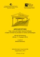 Archeofoss 2013