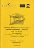 Archeologia e Calcolatori, supplemento 3, 2012