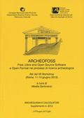 Archeologia e Calcolatori, supplemento 4, 2013