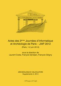 Archeologia e Calcolatori, supplemento 5, 2014
