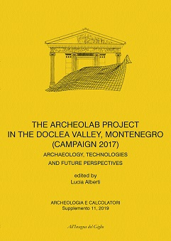 Archeologia e Calcolatori, supplemento 11, 2019